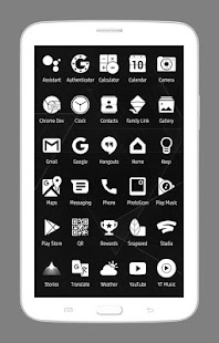 Whicons - White Icon Pack Screenshot