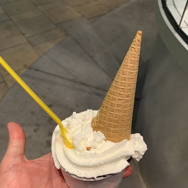 Photo from The Constellation Ice Cream