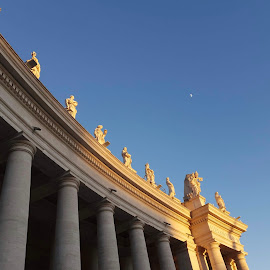 Rome by Paulo Rodrigues - Buildings & Architecture Places of Worship ( rome, phone, italy, photography )