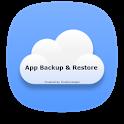 备份和恢复应用程序 icon