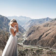 Wedding photographer Batik Tabuev (batraz76). Photo of 06.02.2018