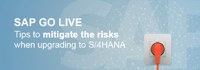 How to Mitigate the Risks during Upgrade to SAP S/4HANA ERP. Source: Source: Every Angle