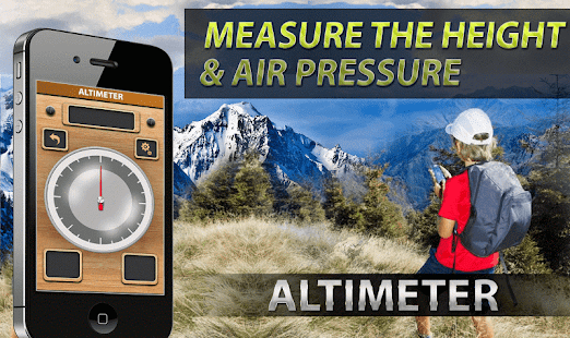Altimeter- (Measure Elevation)- screenshot thumbnail