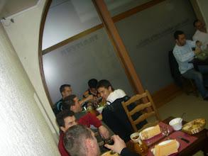 Photo: Un bon repas dans une ambiance conviviale !