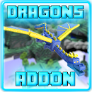 Dragons Addon for MCPE 0.16+ v 1.0