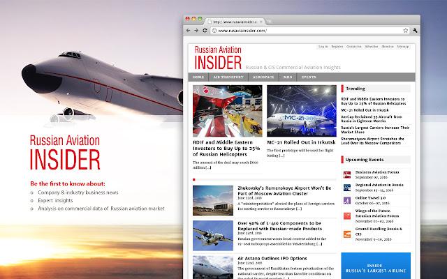 Russian Aviation Insider