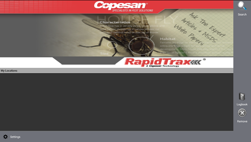 RapidTrax screenshots 2