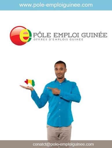 Pole Emploiguinee App