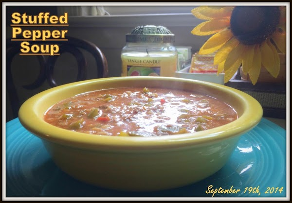 September 19th, 2014 --- Made this for dinner and had plenty leftover to freeze...