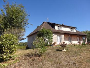 maison à Gien-sur-Cure (58)