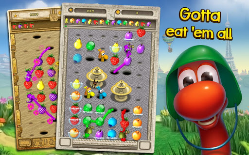 Yumsters! Free - Color Match Puzzle game ss1