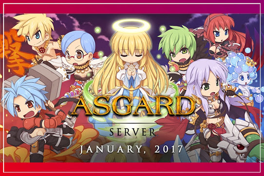 [RO EXE] RO Asgard (Airtime) คลาส 3 มันต่อเนื่องพร้อมกันมกราคมนี้!