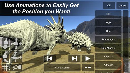 Dinosaur Mannequins screenshots 3