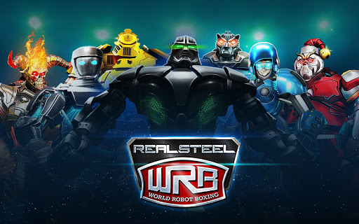 Real Steel World Robot Boxing 35.35.010 7