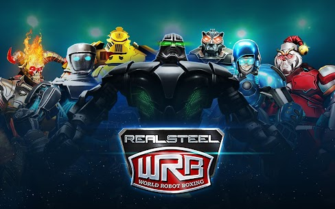 Real Steel World Robot Boxing Apk MOD (Unlimited Money/Coins) 7
