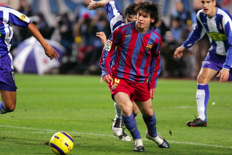 In de ban van Lionel Messi: 15 jaar lang voetbal van een andere planeet