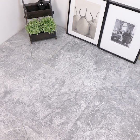 Klinker Stockholm Aras Light grey Blank Marmor 60x60