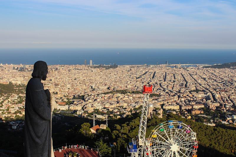 Barcellona dall'alto di ermix97