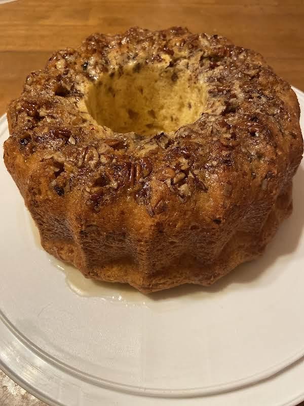 Bacardi Famous Rum Cake