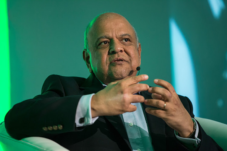 Former finance minister Pravin Gordhan. Picture: NEDGROUP INVESTMENTS