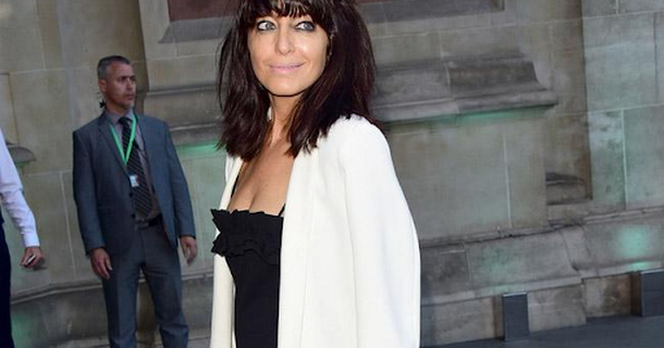 Claudia Winkleman naps twice a day