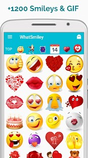 WhatSmiley - Smileys & emoticons - náhled