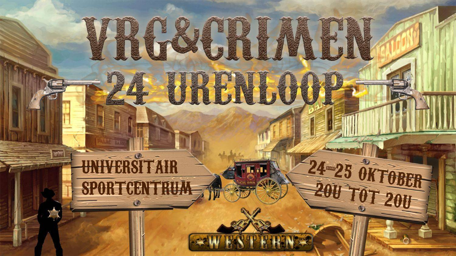VRG&Crimen at 24 urenloop 2017