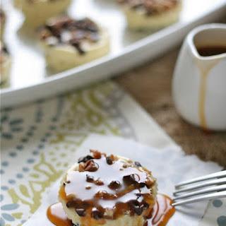 Individual Oreo Turtle Cheesecakes