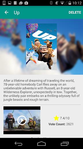 Movie Bucketlist - Watchlist 0.0.14 screenshots {n} 4