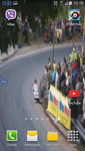 Rally Cameraman Live Wallpaper