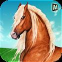 Schäfer Pferd Simulator