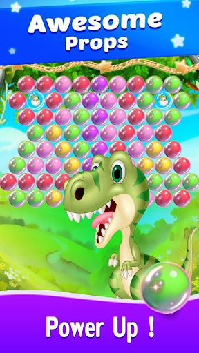Dinosaur Bubble Shooter Primitive 1.0 screenshots 2