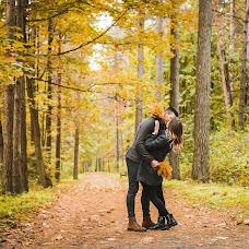Wedding photographer Alena Rumyanceva (Binary). Photo of 16.10.2017