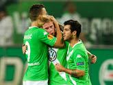 Wolfsburg, grand gagnant du week-end en Allemagne