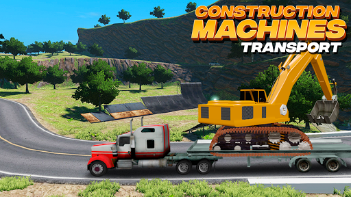 Extreme Transport Construction Machines 1.0 screenshots 1