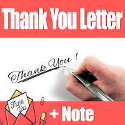 Thank You Letter and Notes