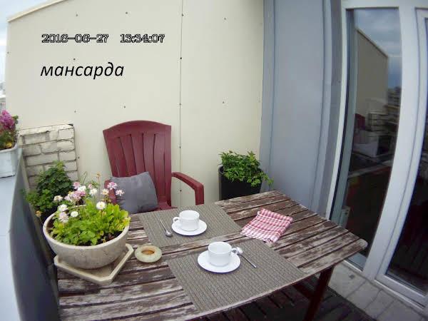 Komendantsky Apartment