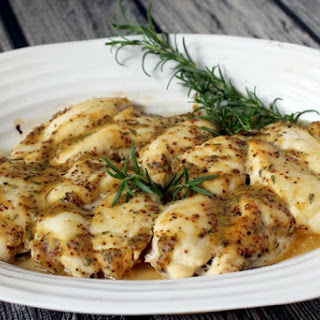 Easy Honey-dijon Baked Chicken
