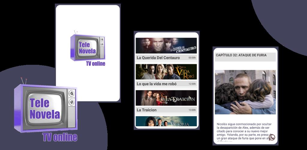 Download Novelas Grátis Online - TeleNovelas APK latest