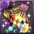 お菓子袋虹