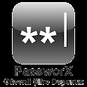 PassworX Şifre Saklama icon