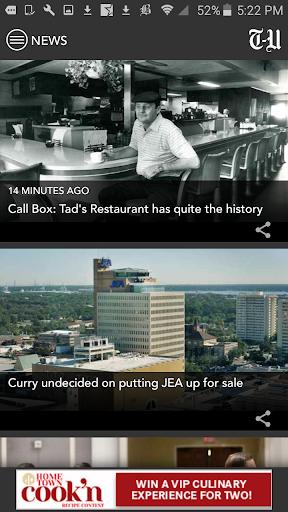 Florida Times-Union  screenshots 2