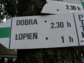 Photo: przełęcz wysoko położona to do szczytu blisko ;)