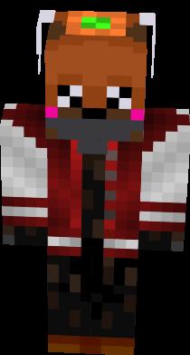 Redpanda Nova Skin