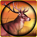 Deer hunting games 2019- Wild Animal shooting 3D icon