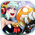 9 Elements : Action fight ball icon