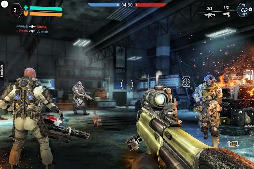 Shooting Heroes Legend: FPS Gun Battleground Games 1.2 screenshots 1