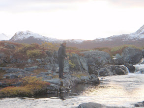 Photo: Greenland - Fishing during the rest day