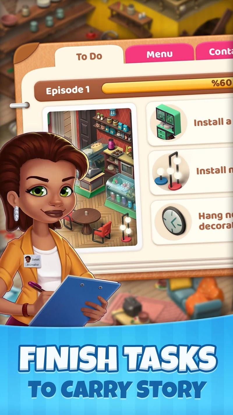 Manor Cafe Screenshot 11