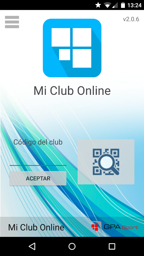 Mi Club Online- screenshot